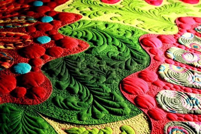 Poppys closeup